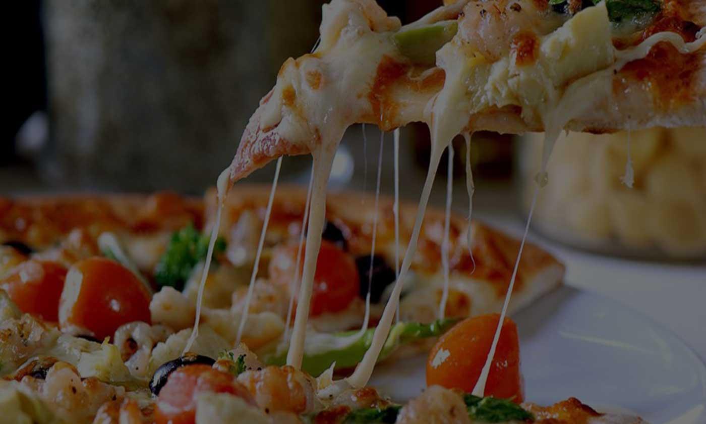 Ein Italienische Restaurant am Spielvereinigung